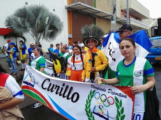 Olimpiadas 8